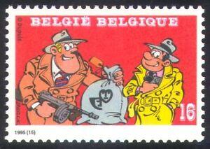 Belgium 1995 Sammy/Cartoons/Animation/Crooks 1v (n31901)