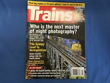 TRAINS THE MAGAZINE OF RAILROADING WHO IS THE NEXT MASTER OF NIGHT PHOTOGRAPHY