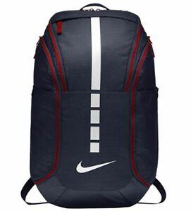 Nike Elite Hoops Pro USA Basketball Backpack - Blue/Red-White BA5554-414