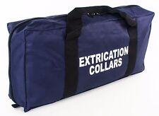 BRAND NEW DIXIE EMS NAVY CERVICAL EXTRICATION COLLAR BAG EMT MEDIC