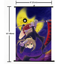 Anime Unkai Tenshi SOUL EATER Death the Kid Wall Scroll poster cosplay 2305