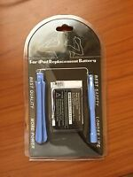 Battery for Apple iPod 4G 4th Gen Photo 616-0206
