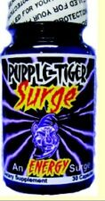 PURPLE TIGER SURGE ENERGY PILLS - Energy and Weight loss product  3 Pack Sample
