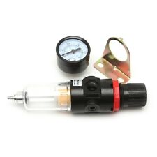 AFR-2000 Airbrush Compressor Pressure Regulator Water Trap Filter Moisture Gauge