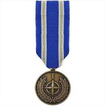 Vanguard Miniature NATO Article 5 Active Endeavor Medal Award