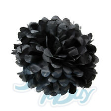 "5 pack Paper Tissue Pom Poms 8"" 10"" 12"" 14"" 16"" Wedding Party Flower pcs"