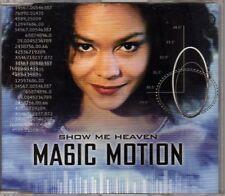 Magic Motion - Show Me Heaven - CDM - 1998 - Eurodance 4TR Dance Pool