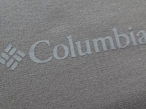 Columbia Men's Full-Zip Gray Bommer Ridge Hooded Jckt (M) NEW! 🇺🇸 🔥