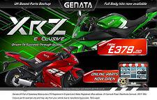 Genata XRZ 125cc body kits panel set fairing