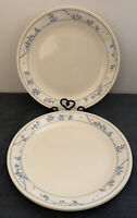 "SET OF 3 - CORNING CORELLE - FIRST OF SPRING - 10 1/4""  SANDSTONE DINNER PLATES"