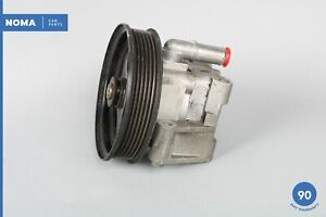 04-07 Jaguar X350 XJ8 XJR Power Steering Pump Assembly 2W933A696AC OEM