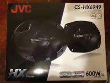 Kenwood JVC CS-HX6949 x 23cm (6' x 9') 4-Way Car Coaxial Speakers High Range 30k