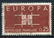 STAMP / TIMBRE FRANCE OBLITERE  N° 1396  EUROPA