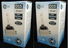 D1S GE Xensation White 4800K +20% Xenon Brenner 2er 53750U EAN 0064894530760