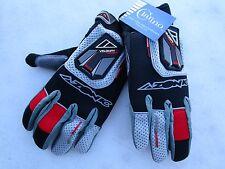 AZONIC Velocity MTB gloves blk sz 7  999-007 mountain bike BMX freestyle