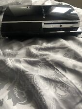Playstation 3 Fat 60GB Backwards Compatable PS3. Console Only Fully Working