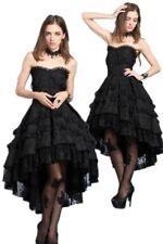Festliche Damenkleider mit Gothic