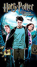 Harry Potter and the Prisoner of Azkaban (VHS, 2004) FREE SHIP IN THE USA!