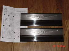 2004 2005 2006 2007 2008 Chrysler Pacifica Mopar DOOR ENTRY GUARDS Sill Plates