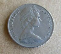 AUSTRALIAN 1971 10 CENT COIN...