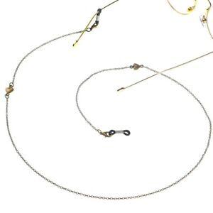 Elegant For Women Acrylic Eyeglasses Chains Anti-Slip Reading Glasses Chain Gift