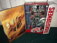 Platinum Edition Optimus Prime Silver Knight Transformers AOE Hasbro 2014 MISP!