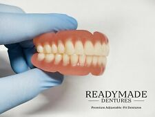 NEW Pre-designed Denture - Generic Size, Upper and Lower