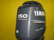"2012 Yamaha 150 4 Stroke Pair / 25"" Lowers / 1 YR WARRANTY / TRADES ARE WELCOME"
