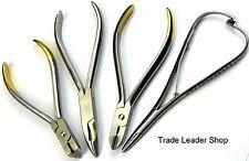 4x Distal End Filo Taglierina Ligature Mathieu Ago Titolare Wire Cutter 13 cm