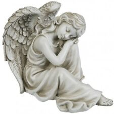 Gartenengel Gartenfigur Angel Grabengel Trauerengel Figur ANG99907