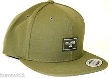 Men's BILLABONG Primary Snap Back Cap. One Size. NWOT. RRP $29.95.