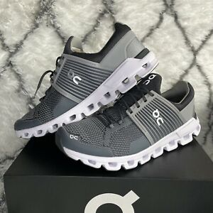NEW ON Running Cloudswift 31.99941 Men´s Sport Shoes Sneakers Size 12 Rock Slate