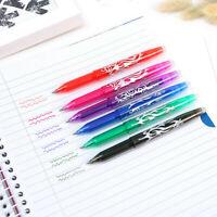 Erasable Pen Gel Ink 0.5mm/0.7mm Friction Medium Tip Erase School Learing Supply