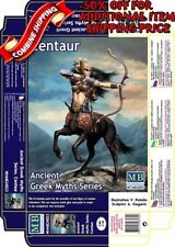 "Master Box 24023 "" Ancient Greek Myths Series, Centaur "" Plastic Model Kit 1/24"