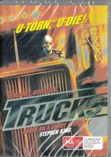 TRUCKS - STEPHEN KING - NEW & SEALED 5 DVDS - FREE LOCAL POST