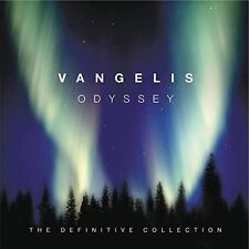 Vangelis Odyssey-The Definitive Collection (18 tracks, 2003)