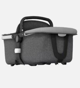 Bugaboo Fox Carrycot Fabric Set Grey Melange RRP £104