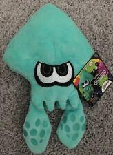 World of Nintendo Splatoon - Turquoise Squid Plush
