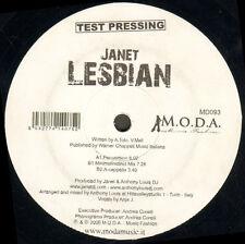 JANET - Lesbianas - M A Broad mix Music Moda