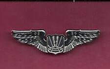 US Unmanned Aircraft Systems Wings Badge USAF