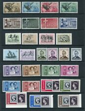 LUXEMBOURG Middle Period MNH Lot 6 Sets 1952 AIRMAIL etc 29 Stamps