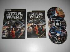 STAR WARS The best of PC Empire at War KOTOR Jedi Battlefront republic commando