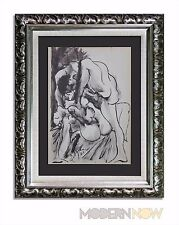 """P.Picasso Lithographie"""" 11.7.40 Justification Limitierte Edition Custom"""