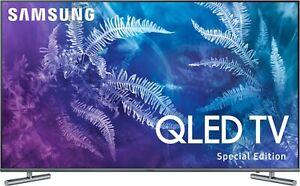 "Samsung QN49Q6FN 2018 49"" Smart Q LED 4K Ultra HD TV"