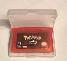 Pokemon: Pokémon FireRed Version (Nintendo Game Boy Advance, 2004) (US Seller)