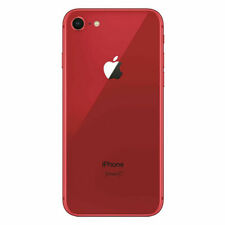 Apple iPhone 8 (PRODUCT)RED Factory Unlocked 4G LTE iOS Smartphone - Used