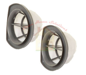 Bissell Filter Assembly for Featherweight Stick Vac 2033 Series #1611508--2Pack