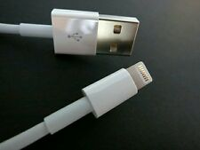 Apple iPhone Charger 5 S 5C 6 7 8 Plus iPod Lightning Cable USB Certified Sync