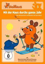 DIE SENDUNG MIT DER MAUS DVD3  DVD NEU