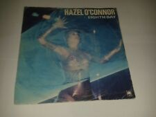 """Hazel O'Connor - """"Eighth Day""""  7"""" (1980) EX  / """"Monsters In Disguise"""" /    LOG1"""